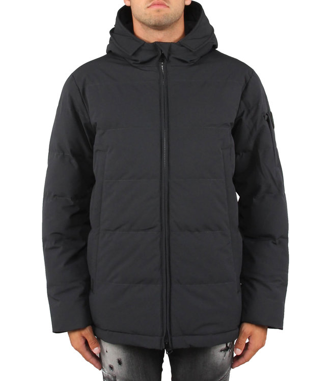 Airforce Airforce : Mitchel parka-Black