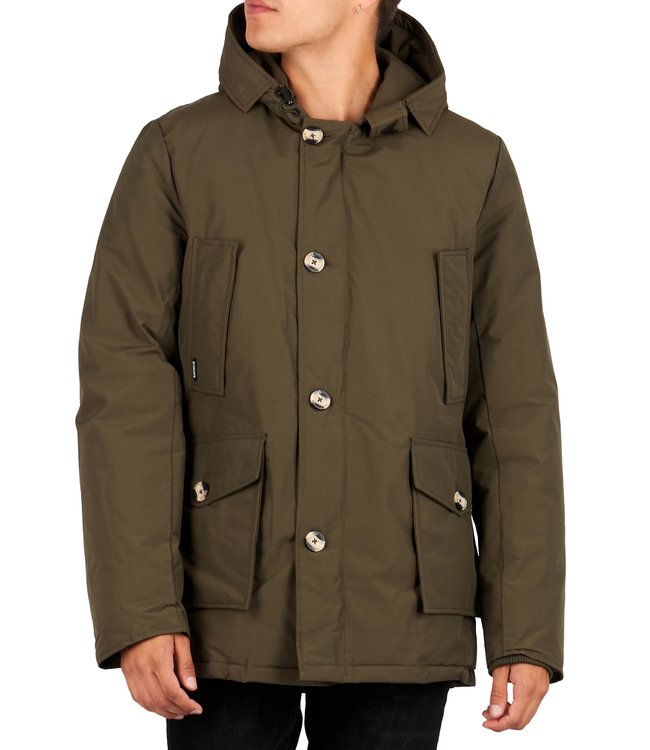 Airforce Airforce : Classic parka Olive Night
