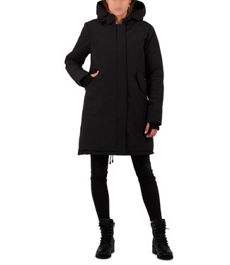 Airforce Airforce : Fishtail parka HRW0431-Black