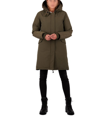 Airforce Airforce : Fishtail parka HRW0431-Olive night