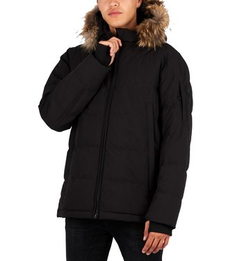 Airforce Airforce : Mitchel parka RF Black
