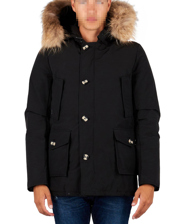 Airforce Airforce : Classic parka RF Black