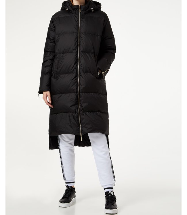 LiuJo LiuJo : Jacket down tape logo Black