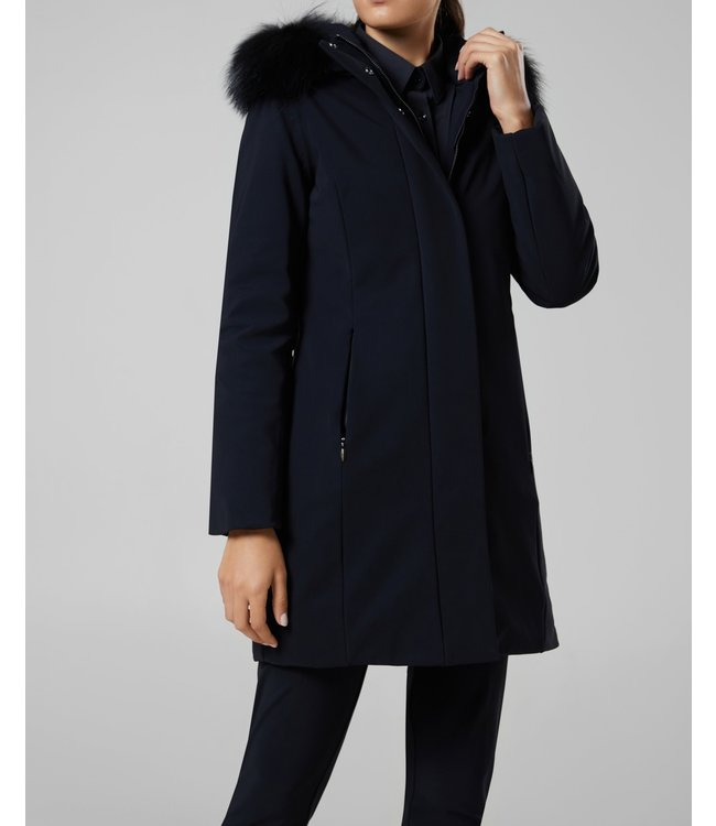 RRD RRD : Winter long lady fur Black
