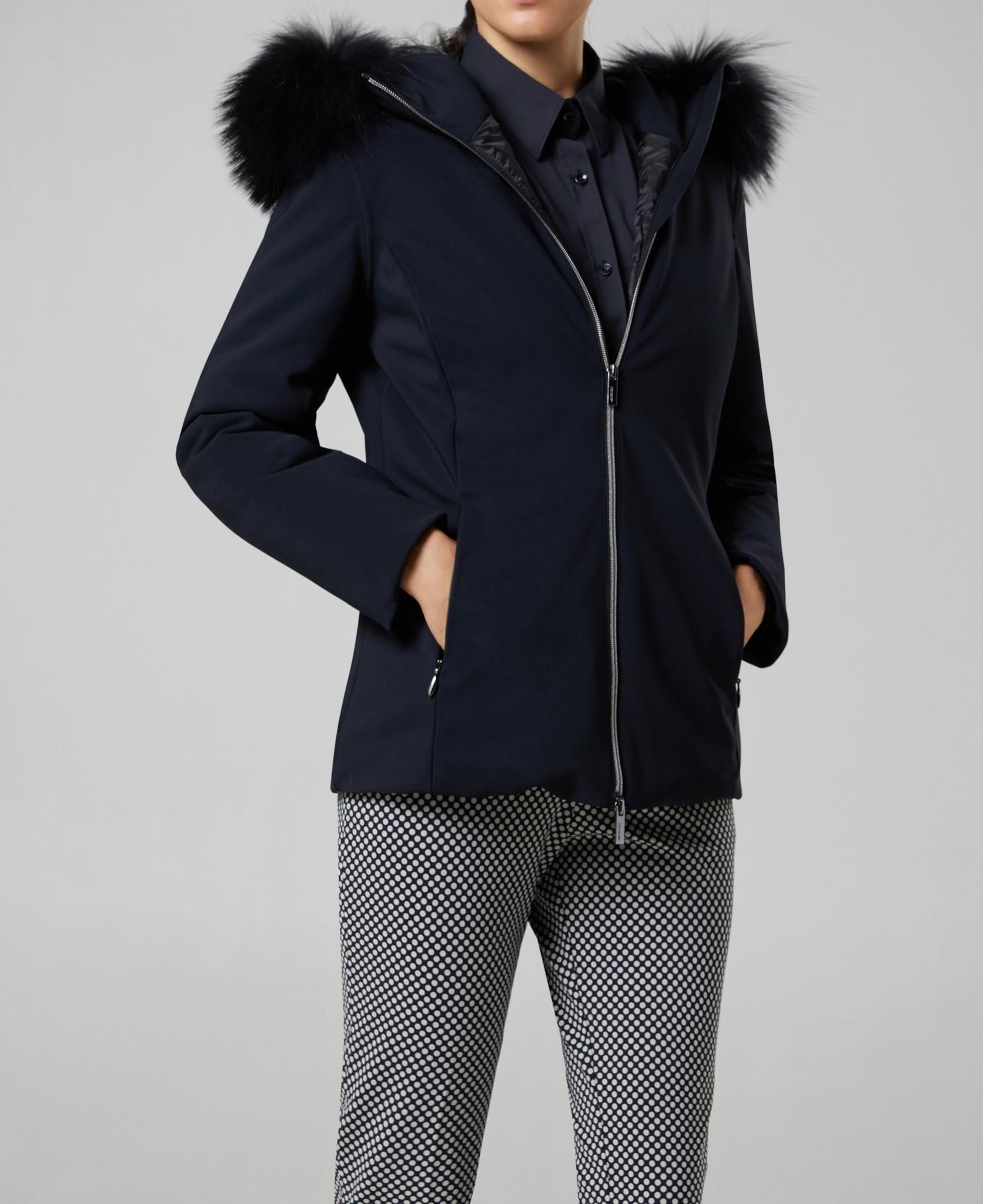 RRD : Winter storm lady fur Black W19500F