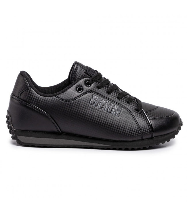 Versace Jeans couture Versace Jeans : Sneakers carbon printed Black