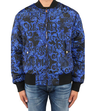 Versace Jeans couture Versace Jeans : Bomber barok reversible