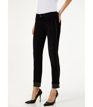 LiuJo LiuJo : Jeans B.up glitt.Black