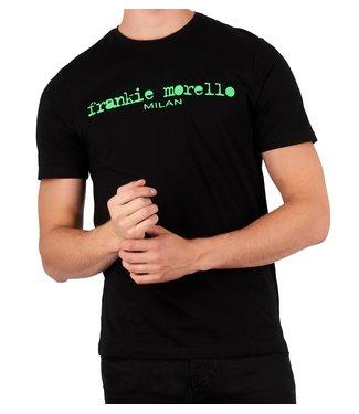 Frankie Morello Frankie Morello : T-shirt FMCF9122TS Black