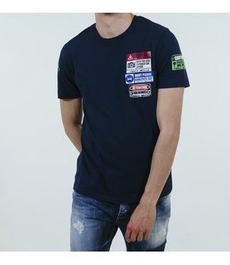 Frankie Morello Frankie Morello :T-shirt FMCF9154TS Blue