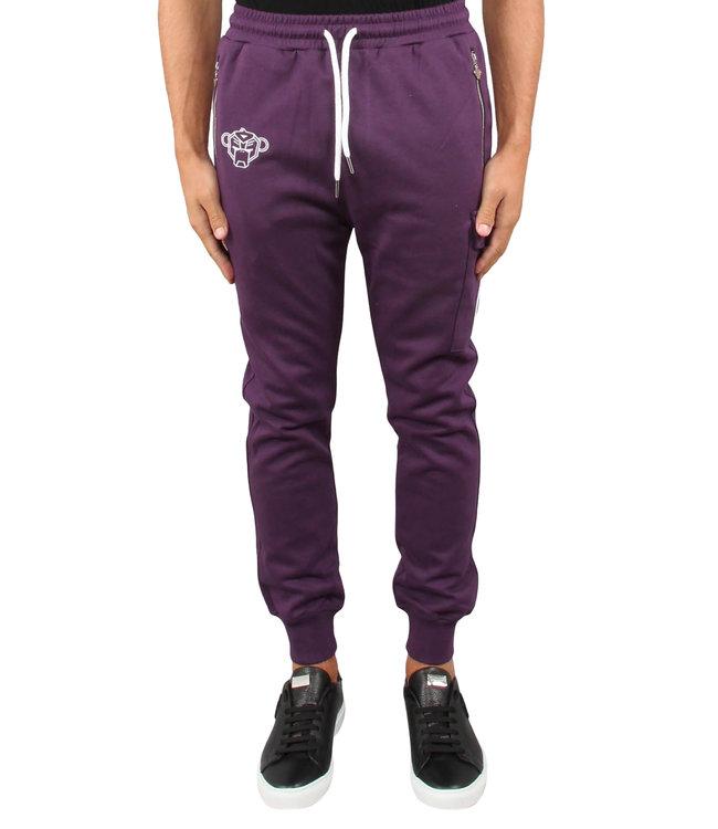 Black Bananas Black bananas : Anorak jogger Purple
