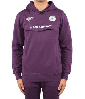 Black Bananas Black bananas : Anorak hoody Purple