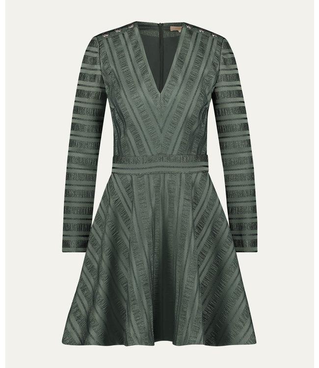 Joshv Joshv : Dress Reena dark Green