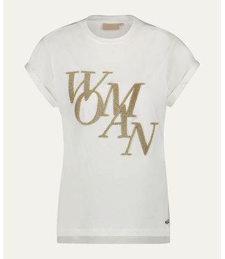 Joshv Joshv : T-shirt DORA WOMAN off White