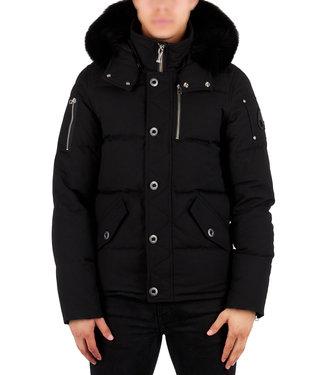 Moose knuckles Moose knuckles : 3Q Jacket Black-blackfox