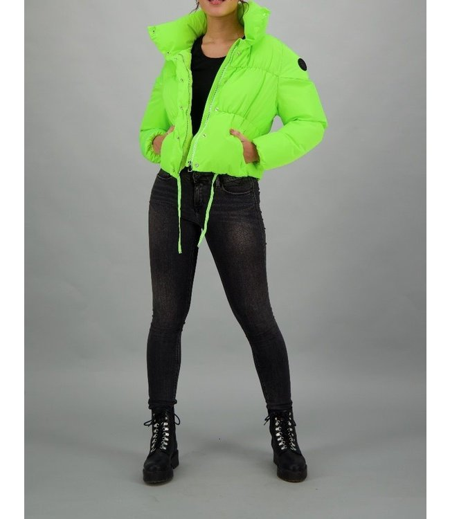 Airforce Airforce : Lady Puffer Lime green