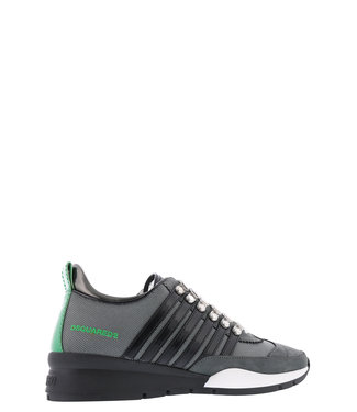 Dsquared2 Dsquared2 : Sneaker Grey/black-