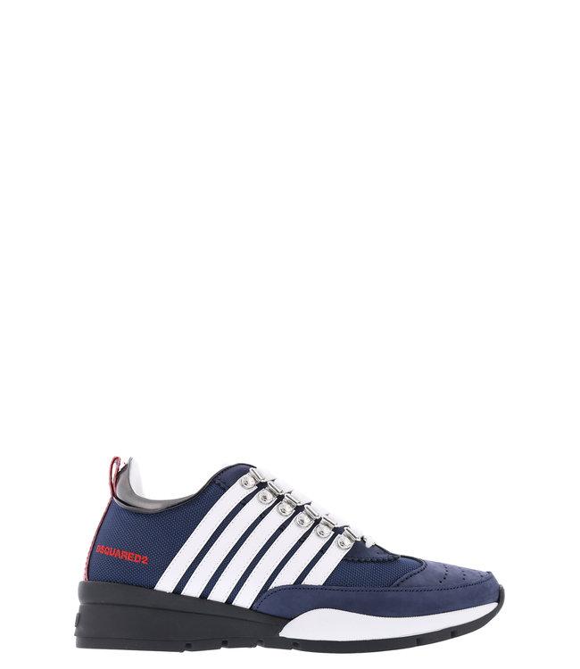 Dsquared2 Dsquared2 : Sneaker Blue/silver