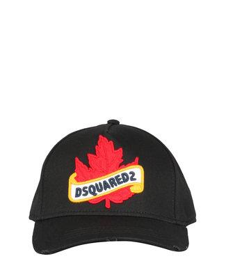 Dsquared2 Dsquared2 : Cap Black-BCM0218