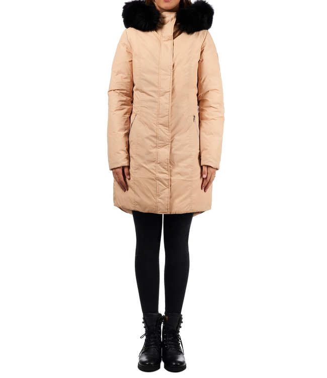 Jacky Luxury Jacky Luxury : Parka JW503-Powder