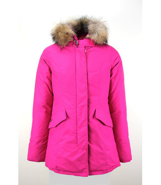 Airforce Airforce : 2 pocket parka RF Fuchsia- OBW16W1652