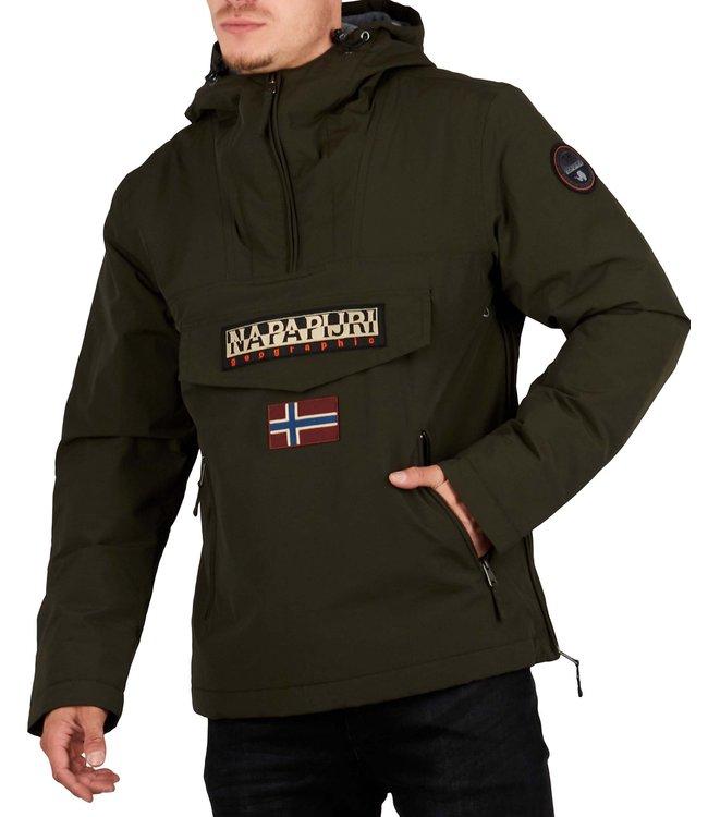 Napapijri : Jacket rainforest pocket N0YGNL Green