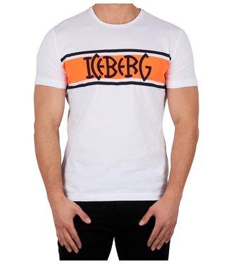 ICEBERG Iceberg : T-shirt White