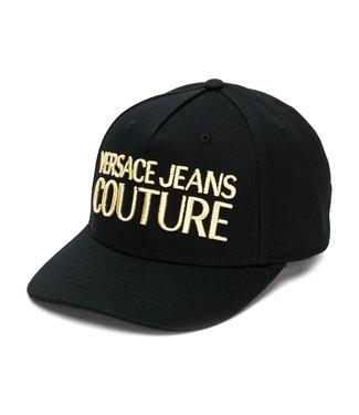Versace Jeans couture Versace Jeans : Cap mid visor Black