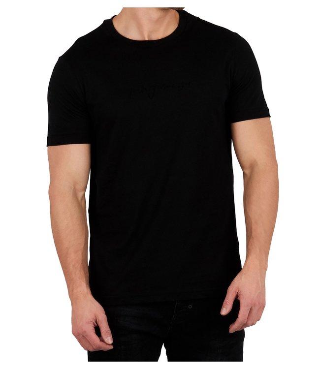 ICEBERG Iceberg : T-shirt Write logo Black