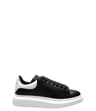 Alexander McQueen Alexander McQueen : Sneaker Larry-Black/White