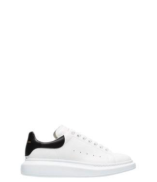 Alexander McQueen Alexander McQueen : Sneaker Larry-White/Black