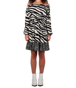 LiuJo LiuJo : Dress Mix print Zebra