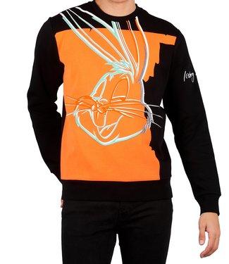 ICEBERG Iceberg : Sweater Bugs Black