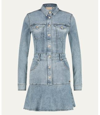 Joshv Joshv : Dress Relena Denim-Blue
