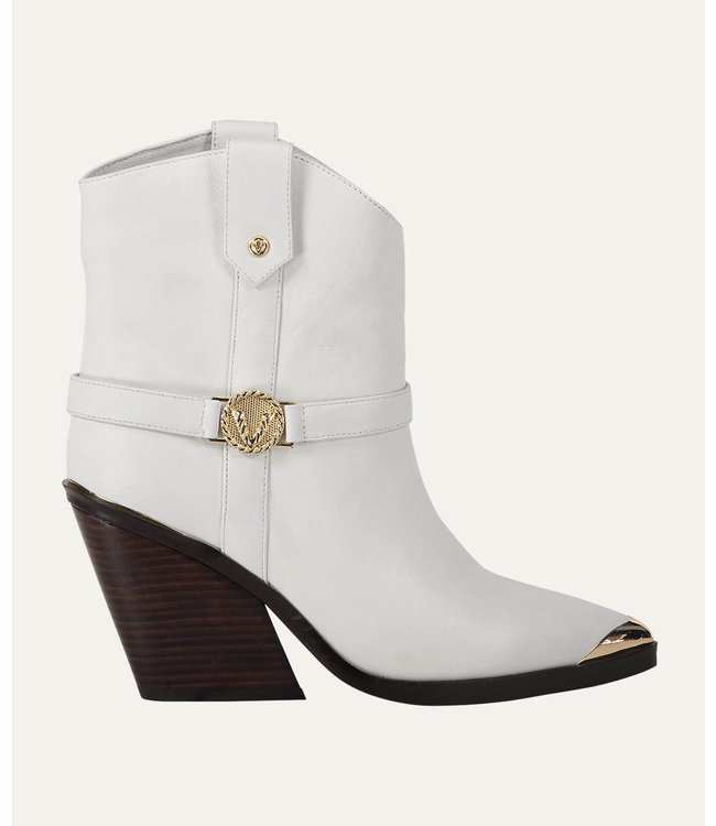 Joshv Joshv : Boot LEANNA-Off-White
