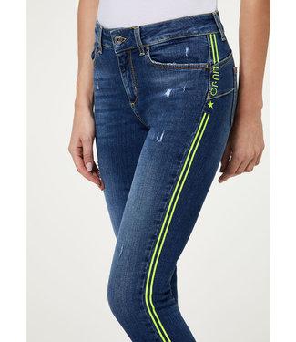 LiuJo LiuJo : Jeans B.UP-UA0035-Blue