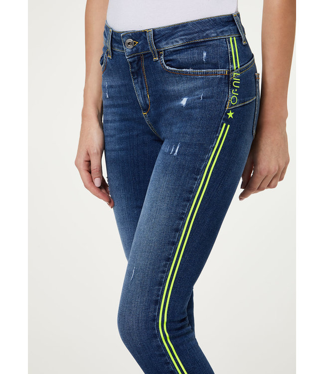 LiuJo LiuJo : Jeans B.UP-UA0035-Blue