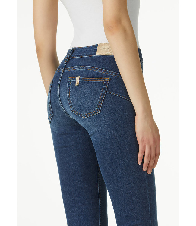 LiuJo LiuJo : Jeans B.UP-UXX028-Blue