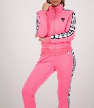 Reinders Reinders : Tracking vest stretch-Pink Neon