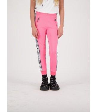 Reinders Reinders : Kids Tracking pants stretch-Pink Neon
