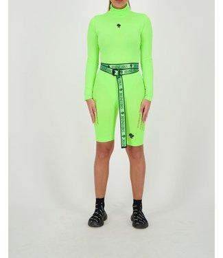 Reinders Reinders : Sport Legging Short-Neon Green