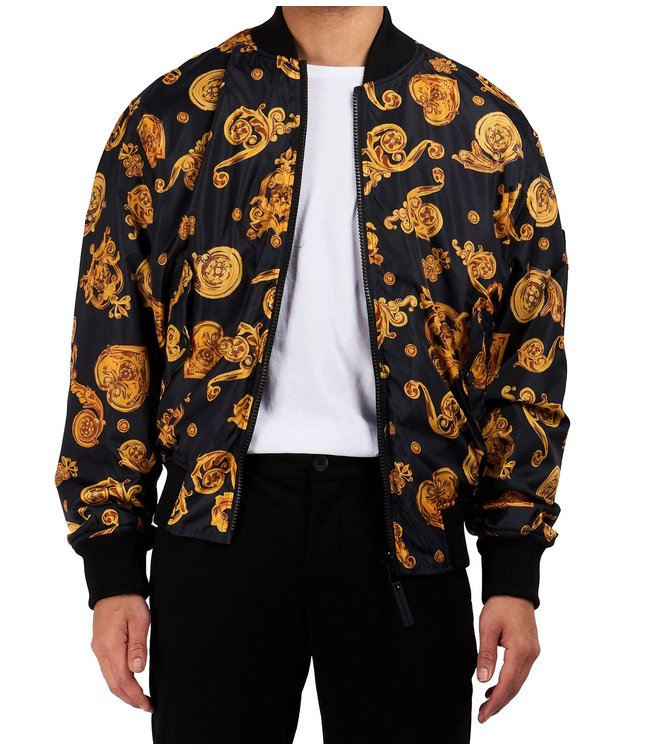 Versace Jeans couture Versace Jeans : Bomber Rev. GIOIELLE  print