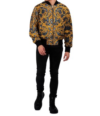 Versace Jeans couture Versace Jeans : Bomber rev Print