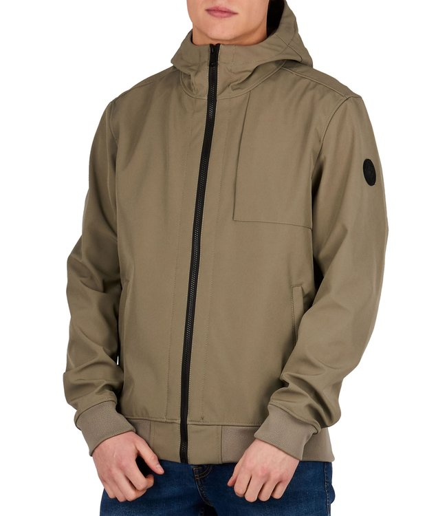 Airforce Airforce : Soft shell Jacket S.Sage