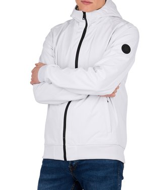 Airforce Airforce : Soft shell Jacket White