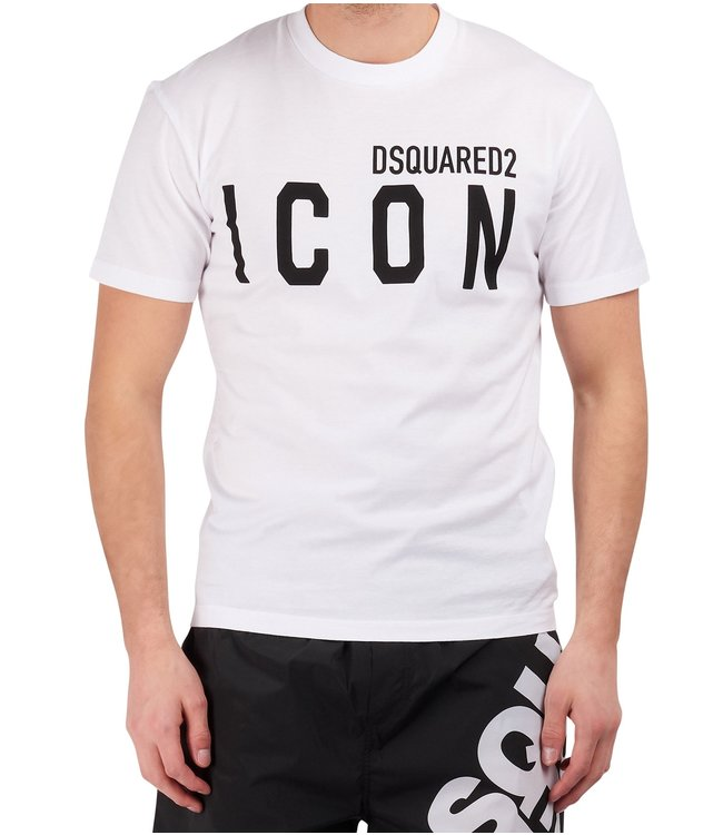 Dsquared2 Dsquared2 : T-shirt Icon-White