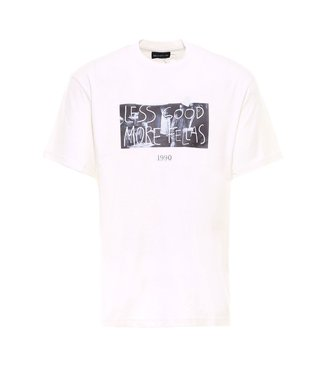Throwback Throwback : T-shirt Goodfellas-White