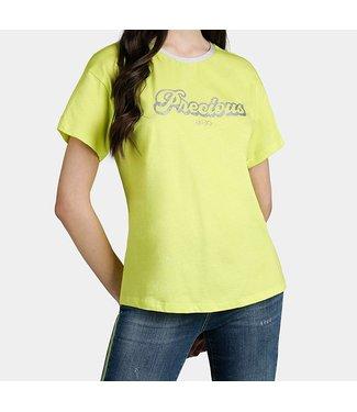 LiuJo LiuJo : T-shirt Precious-WA0231-Yellow