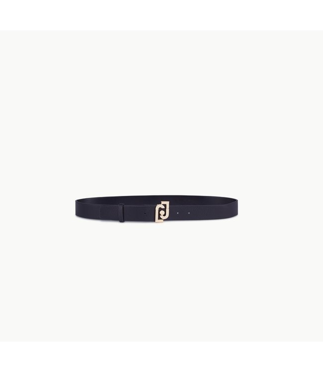 LiuJo LiuJo : Belt logo-AA0294-Black