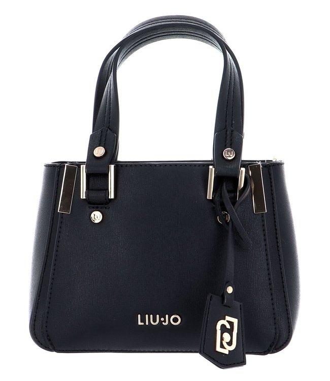 LiuJo LiuJo : Boston Bag-AA0009-Black